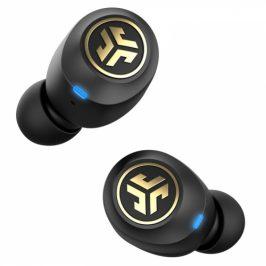 JLab JBuds Air Icon True Wireless Earbuds (IEUEBJBAIRICONRBLK)