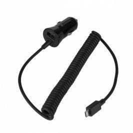 GoGEN CH 24 CC, 1x USB + kroucený microUSB kabel 1,2m (GOGCH24CC)
