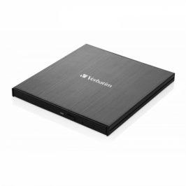 Verbatim CD/DVD Slimline USB-C + Nero (43886)