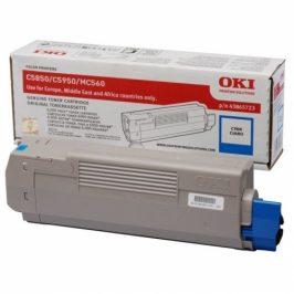OKI C5850/5950/MC560, 6000 stran (43865723)