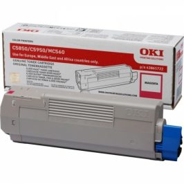 OKI C5850/5950/MC560, 6000 stran (43865722)