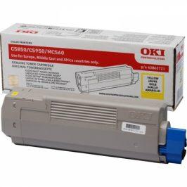 OKI C5850/5950/MC560, 6000 stran (43865721)
