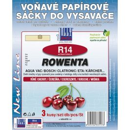 Jolly 3117S R 14 Rowenta (3 ks) - cherry