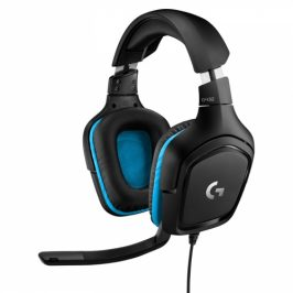 Logitech G432 7.1 Surround Sound (981-000770)