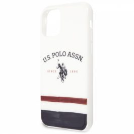 U.S. Polo Tricolor Blurred na Apple iPhone 11 (USHCN61PCSTRB)
