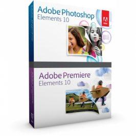 Adobe PhotoShop 10 + Premiere 10