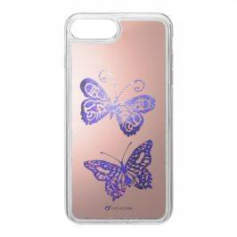 CellularLine Stardust na Apple iPhone 6/7/8 - motiv Motýl (STARDUSTFLYIPH755)