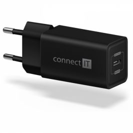 Connect IT 1x USB-C PD, 18W (CWC-2060-BK)