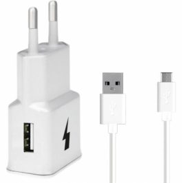 WG 1xUSB, QC 3.0 + USB-C kabel (6553)