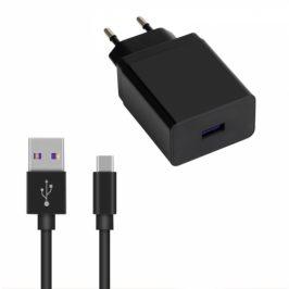 WG 1xUSB, QC 3.0, 22,5W + USB-C kabel (7981)
