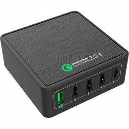 WG 5x USB, QC 3.0, USB-C, 40W (7543)