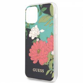 Guess Flower Shiny N.1 na Apple iPhone 11 (GUHCN61IMLFL01)