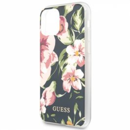 Guess Flower Shiny N.3 na Apple iPhone 11 (GUHCN61IMLFL03)