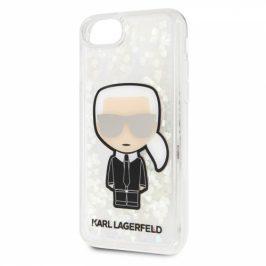 Karl Lagerfeld Glow in The Dark na Apple iPhone 8/SE (2020) (KLHCI8GLGIRKL)