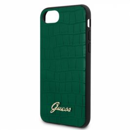 Guess Croco na Apple iPhone 8/SE (2020) (GUHCI8PCUMLCRDG)