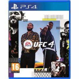 EA UFC 4 (EAP407641)