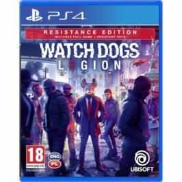 Ubisoft Watch Dogs Legion Resistance Edition (USP484112)