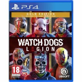 Ubisoft Watch Dogs Legion Gold Edition (USP484114)