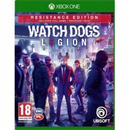 Ubisoft Watch Dogs Legion Resistance Edition (USX384112)