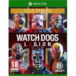 Ubisoft Watch Dogs Legion Gold Edition (USX384114)