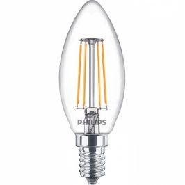 Philips svíčka, 4,3W, E14, teplá bílá (8718699763077)