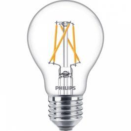 Philips klasik, 7,5W, E27, teplá bílá (8718699772130)