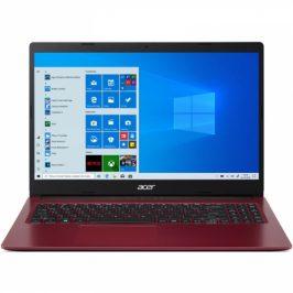 Acer 3 (A315-34-C43G) červený + MS Office 365 pro jednotlivce (NX.A2MEC.001)