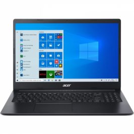 Acer 3 (A315-34-C3GY) černý + MS Office 365 pro jednotlivce (NX.HXDEC.004)