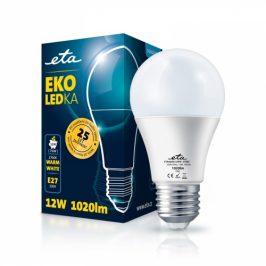 ETA EKO LEDka klasik 12W, E27, teplá bílá (A60W12WW)