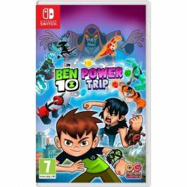 Bandai Namco Games Nintendo SWITCH Ben 10: Power trip! (5060528033435)