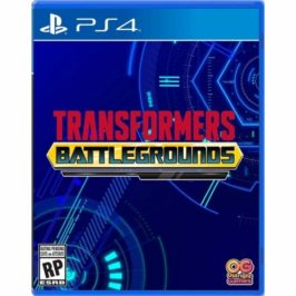 Bandai Namco Games Transformers: Battlegrounds (5060528033237)