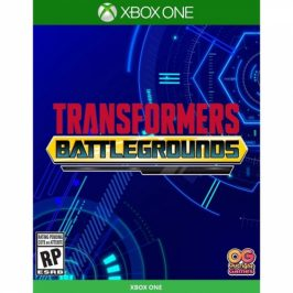 Bandai Namco Games Transformers: Battlegrounds (5060528033213)