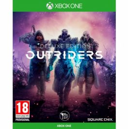 SQUARE ENIX Xbox One Outriders Deluxe Edition (5021290087347)