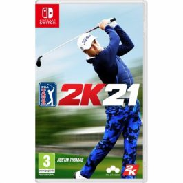 Take 2 Nintendo SWITCH PGA Tour 2K21 (5026555068949)