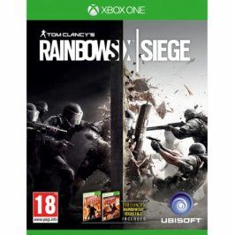 Ubisoft Tom Clancy's Rainbow Six: Siege (USX3072810)