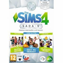 EA THE SIMS 4: Bundle Pack 2 (EAPC05145)