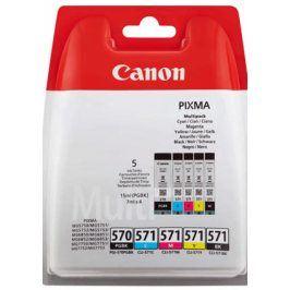 Canon PGI-570/CLI-571 PGBK/C/M/Y/BK MULTI BL (0372C004)
