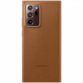 Samsung Leather Cover na Galaxy Note20 Ultra (EF-VN985LAEGEU)