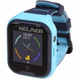 Helmer LK709 dětské s GPS lokátorem (Helmer LK 709 B)