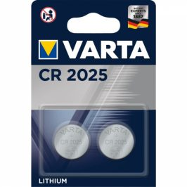 Varta CR2025, blistr 2ks (6025101402)