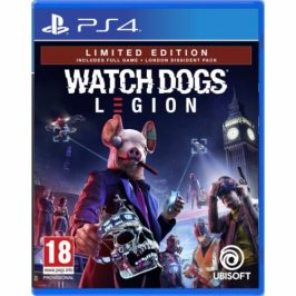 Ubisoft Watch Dogs Legion Limited Edition (USP484113)