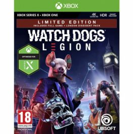 Ubisoft Watch Dogs Legion Limited Edition (USX384113)