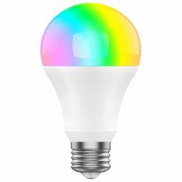 iGET E27, 8W, RGB+W, samostatná a také pro alarm iGET M4 (DP23)