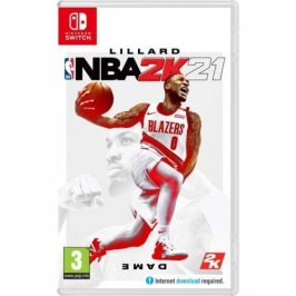 Take 2 Nintendo SWITCH NBA 2K21 (5026555069069)