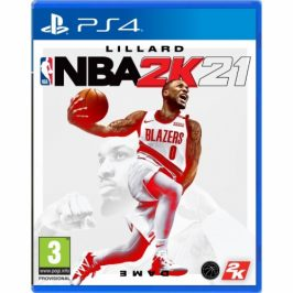 Take 2 PlayStation 4 NBA 2K21 (5026555428491)