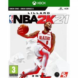 Take 2 Xbox One NBA 2K21 (5026555363990)