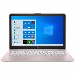 HP 14-ds0603nc růžový + MS Office 365 pro jednotlivce (244K7EA#BCM)
