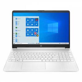HP 15s-eq1619nc bílý + MS Office 365 pro jednotlivce (244P0EA#BCM)
