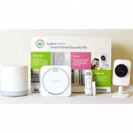 D-Link mydlink™ Home Security Starter Kit (DCH-107KT)