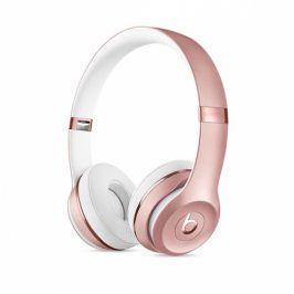Beats Solo3 Wireless On-Ear - růžově zlaté (mnet2ee/a)